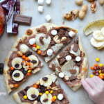 Reese's Chocolate Pizza - Food Gypsy