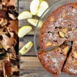 Apple Rum Raisin Cake - Food Gypsy