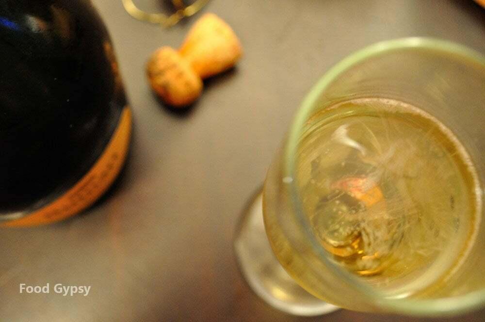 Ruinart Brut Champagne - Food Gypsy