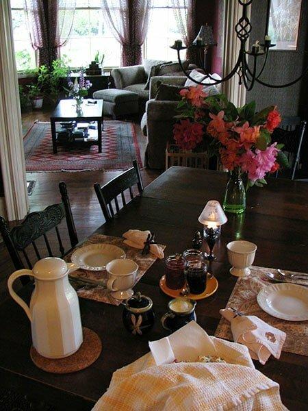 Dragonfly Inn Breakfast, Food Gypsy