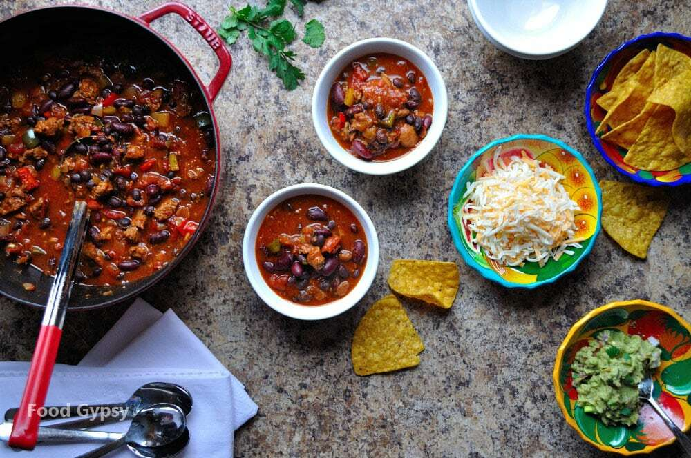Red_Black_Bean_Chorizo_Chili_Recipe_Food_Gypsy