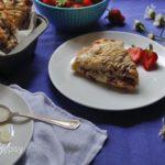 Strawberry Cream Scones Recipe