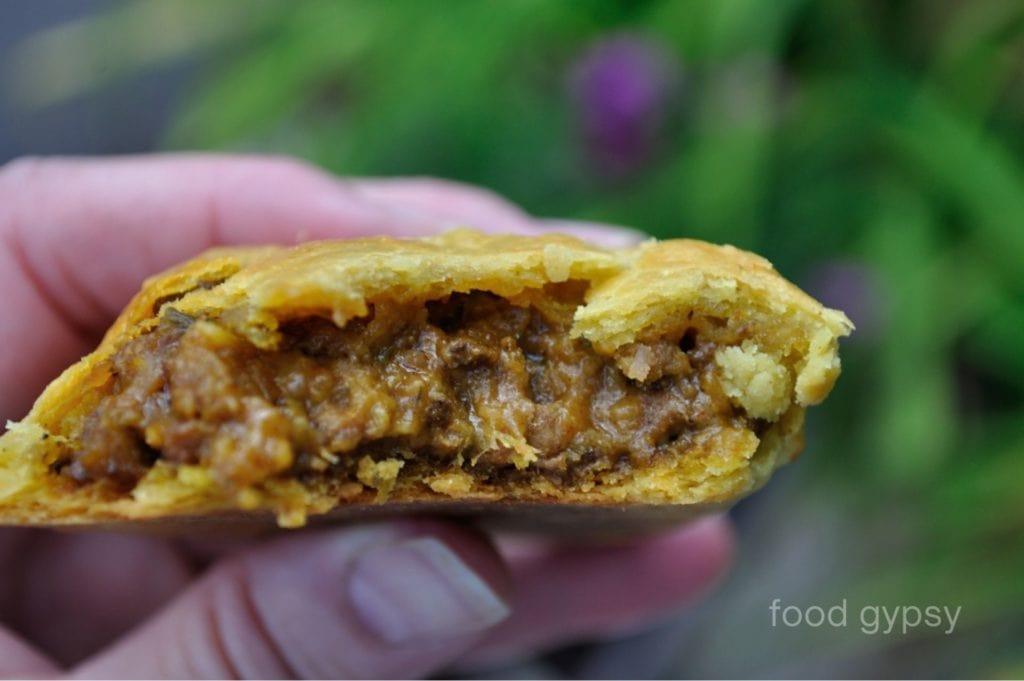 Flaky Jamaican Beef Patty Recipe, Food Gypsy