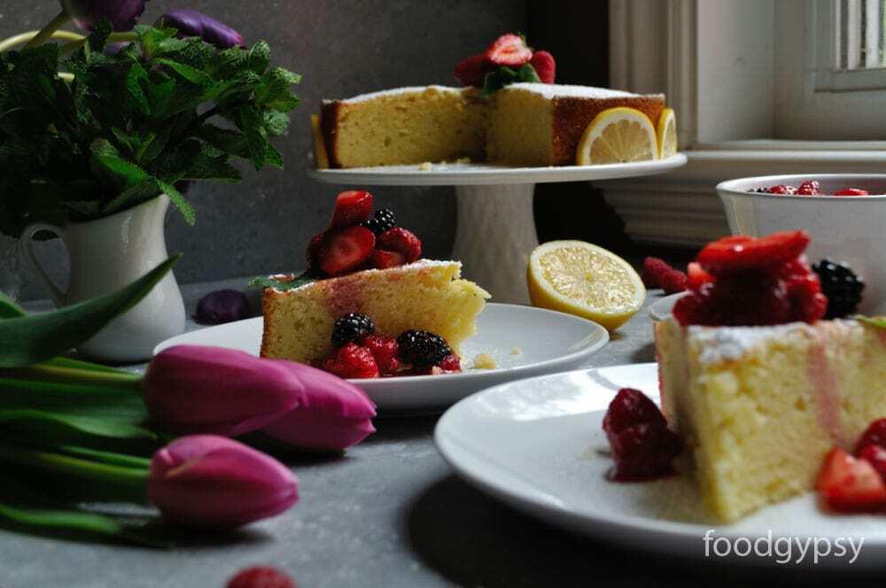 Lemon_Ricotta_Cake_Berries-Food-Gypsy